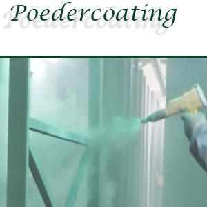 Poedercoating